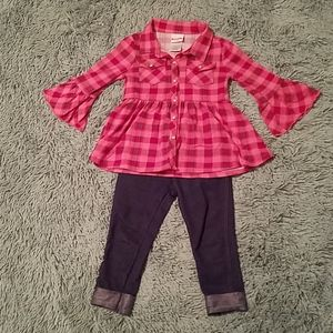 baby girl 3t outfit